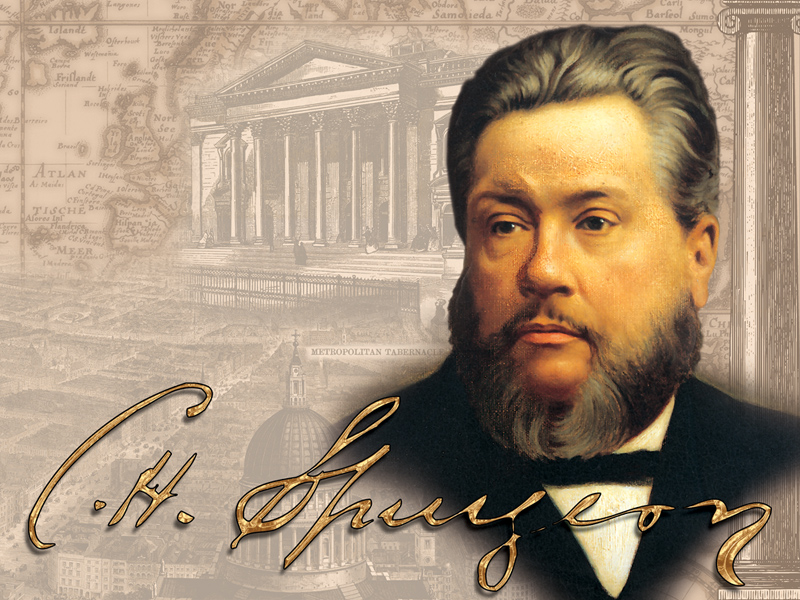 Charles Spurgeon salary